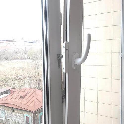 поворотно откидная функция окна
