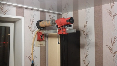 Безопасная установка приточного клапана КИВ 125
