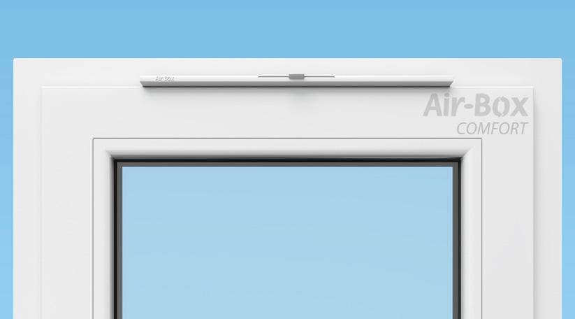 Пример установки Air-Box Comfort