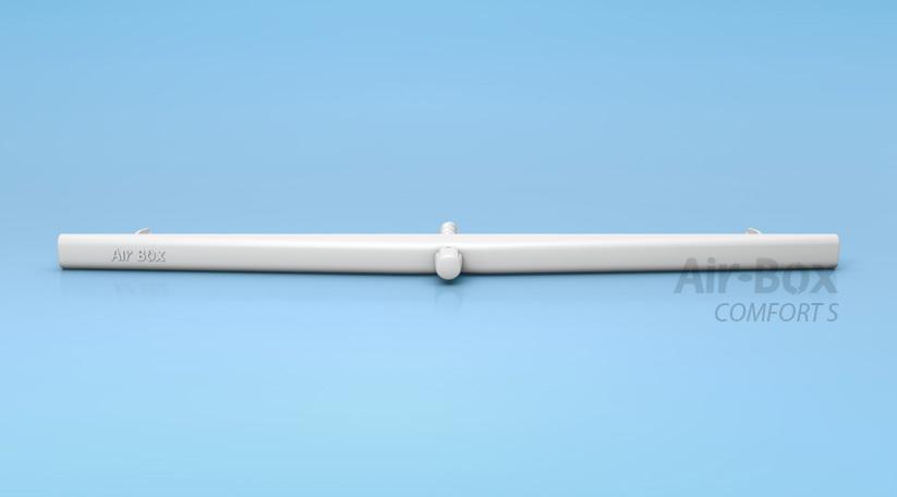 Вентиляционный клапан Air-Box Comfort S для глухих окон