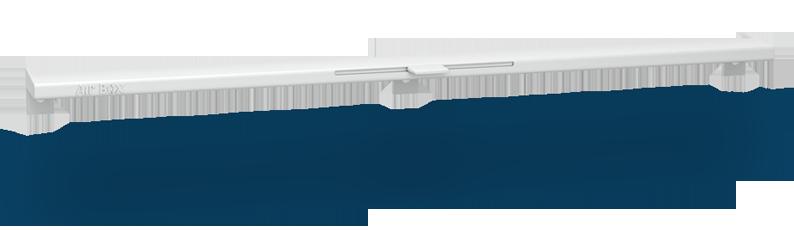 Приточный клапан на окно Air-Box Comfort