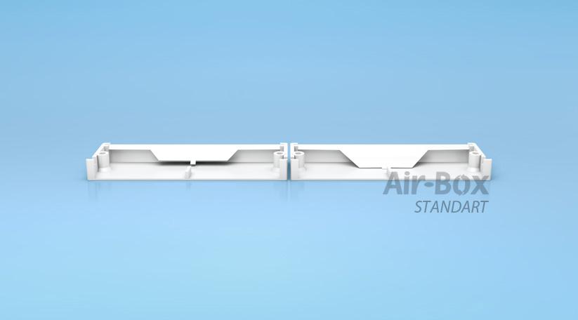 Вентиляционный клапан на окно Air-Box Standart
