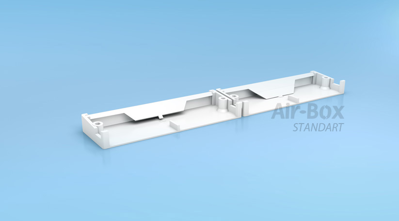 Автоматический клапан на окно Air-Box Standart
